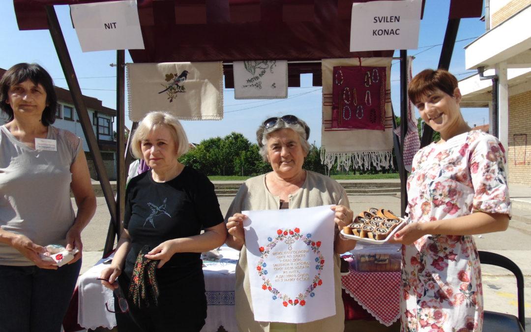 Rukotvorine žena kao mogući brend Vojvodine
