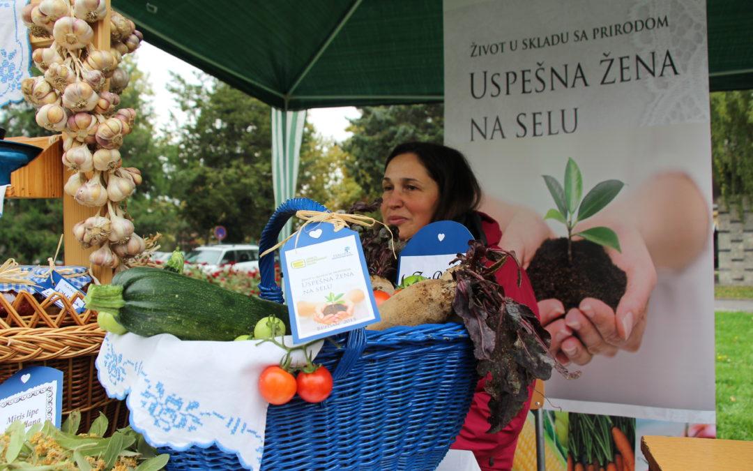 """""""ОТВОРЕНЕ ШКОЛЕ ЕДУКАЦИЈЕ"""" као вид подршке развоју женског предузетништва у области органске производње"""