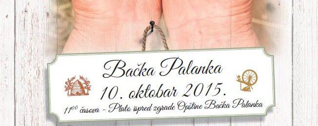Sajam stvaralaštva seoskih žena u Bačkoj Palanci