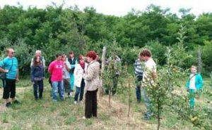 Обуке жена у области органске производње
