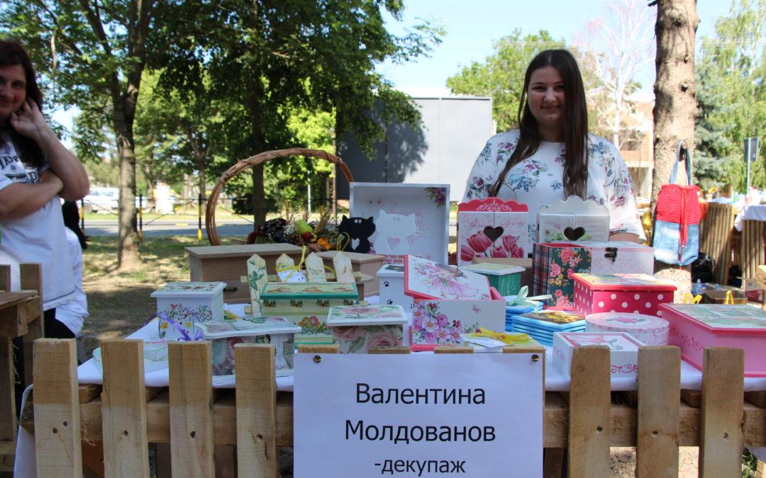 У Новом Милошеву представљене медарке, винарке, цвећарке и друге предузетнице