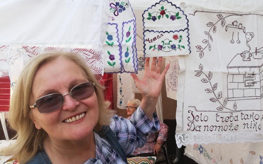 У Жабљу представљене вештине удружења жена из Војводине