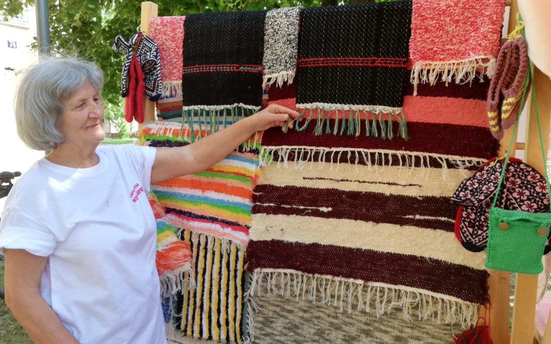 Udruženja žena i preduzetnice predstavile svoje veštine u Novim Kozarcima