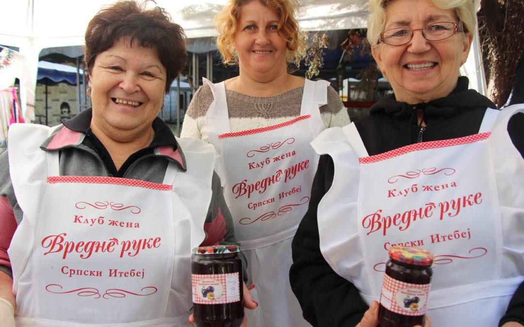 15. oktobar – Seoske žene gaje dobru hranu za sve